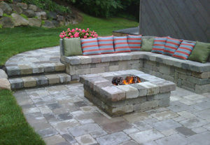 FIRE PIT Iowa Landscaping Company