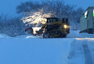 Snow Plowing Omaha, NE