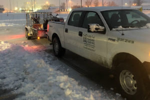 snow removal residential